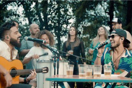 """O ATITUDE 67 ESTREIA O VÍDEO DE """"DERENICE"""", FAIXA DO RECÉM-LANÇADO EP, """"CASA 67"""""""