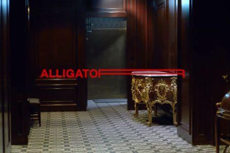 "ASSISTA AO VIDEOCLIPE DE ""ALLIGATOR"", DO OF MONSTERS AND MEN"