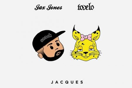 "JAX JONES E TOVE LO LANÇAM O SINGLE ""JACQUES"""