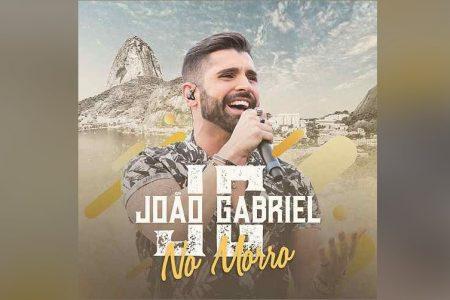 """O SERTANEJO JOÃO GABRIEL LANÇA O VÍDEO DE """"NÃO ME DEIXA, MOR"""", PARTE DO EP """"JOÃO GABRIEL NO MORRO"""""""