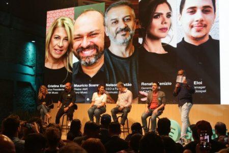 """EVENTO """"MÚSICA E ESSÊNCIA DO SPOTIFY"""" REÚNE EM SÃO PAULO OS MAIS IMPORTANTES PROFISSIONAIS DA MÚSICA GOSPEL DO PAÍS"""