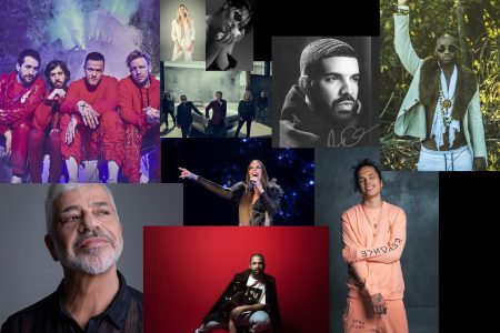 ARTISTAS DA UNIVERSAL MUSIC NO ROCK IN RIO 2019