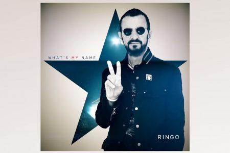 """RINGO STARR ANUNCIA SEU 20º ÁLBUM DE ESTÚDIO  """"WHAT'S MY NAME"""" SERÁ LANÇADO DIA 25 DE OUTUBRO DE 2019"""