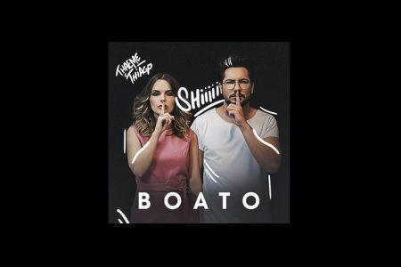 "OS SERTANEJOS THAEME & THIAGO ESTREIAM O SINGLE E VIDEOCLIPE DE ""BOATO"""