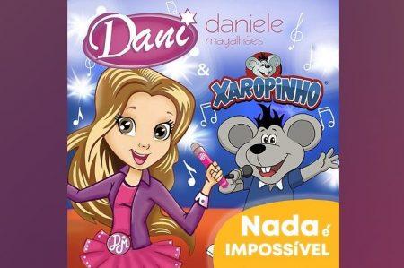 """DANIELE MAGALHÃES APRESENTA O SINGLE E O LYRIC VIDEO DE """"NADA É IMPOSSÍVEL"""", COM A PARTICIPAÇÃO DE MC XAROPINHO"""