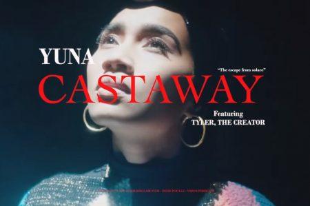"""ASSISTA AO VIDEOCLIPE DE """"CASTAWAY"""", NOVO SINGLE DA CANTORA E COMPOSITORA YUNA COM A COLABORAÇÃO DE TYLER THE CREATOR"""