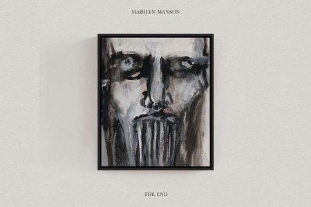 """MARILYN MANSON APRESENTA O SINGLE """"THE END"""" EM TODOS OS APLICATIVOS DE MÚSICA"""