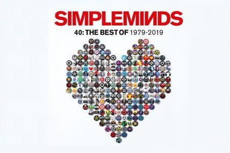 "CHEGA ÀS PLATAFORMAS DIGITAIS O ÁLBUM ""FORTY: THE BEST OF SIMPLE MINDS 1979-2019"", DO SIMPLE MINDS"
