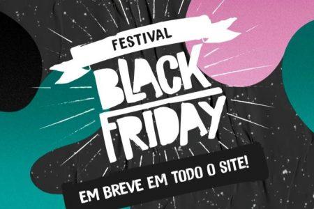 """UNIVERSAL MUSIC ANUNCIA """"FESTIVAL BLACK FRIDAY"""" EM SUA PLATAFORMA DE E-COMMERCE"""