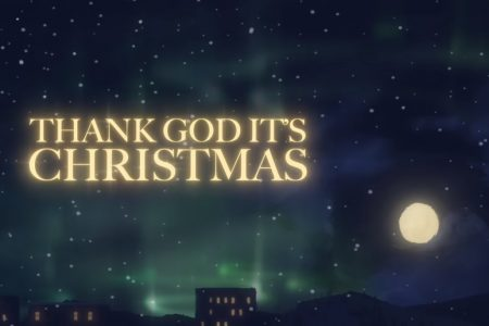 "LYRIC VIDEO ANIMADO DE ""THANK GOD IT'S CHRISTMAS"", DO QUEEN, JÁ ESTÁ DISPONÍVEL. ASSISTA!"