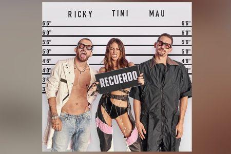 """TINI CONVIDA OS VENEZUELANOS MAU & RICKY PARA SEU NOVO LANÇAMENTO, """"RECUERDO"""""""