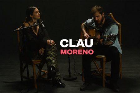 """ASSISTA AO VÍDEO DA MÚSICA """"MORENO"""", DA CANTORA CLAU, NO VEVO LIVE PERFORMANCE"""