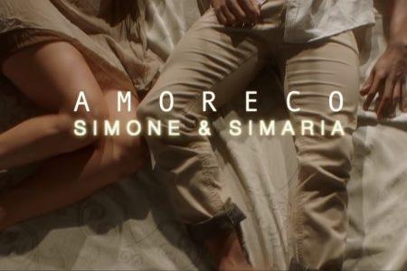 """SIMONE & SIMARIA LANÇAM """"AMORECO"""". O NOVO SINGLE CHEGA ACOMPANHADO DE VIDEOCLIPE"""