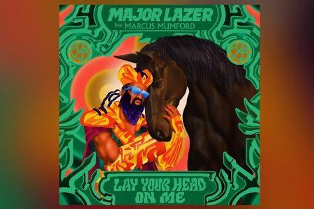 """MAJOR LAZER LANÇA SUA NOVA MÚSICA, """"LAY YOUR HEAD ON ME"""", COM A PARTICIPAÇÃO DE MARCUS MUMFORD"""