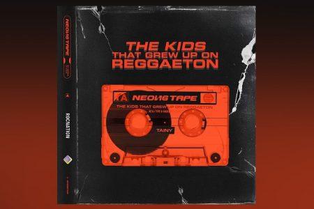 "O PORTO-RIQUENHO TAINY DIVULGA SEU NOVO EP. CONFIRA ""NEON16 TAPE: THE KIDS THAT GREW UP ON REGGAETON"""