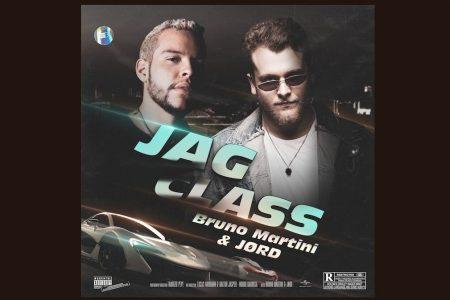 """BRUNO MARTINI LANÇA MAIS UMA FAIXA CLUB. CONFIRA """"JAG CLASS"""", EM PARCERIA COM JØRD"""