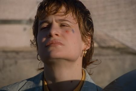 "ASSISTA AO VÍDEO DE ""I DISAPPEAR IN YOUR ARMS"", NOVA FAIXA DE CHRISTINE AND THE QUEENS"
