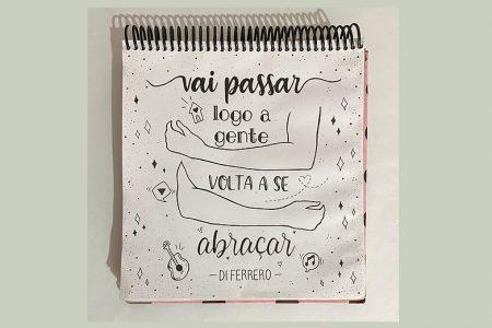 """OUÇA """"VAI PASSAR"""", NOVA FAIXA DE DI FERRERO, DISPONÍVEL EM TODOS OS APLICATIVOS DE MÚSICA"""