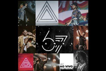 ATITUDE 67 REALIZA UMA LIVE NO YOUTUBE, HOJE, ÀS 19H