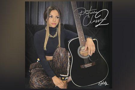 """GABILY APRESENTA O EP """"PUTARIA CLÁSSICA VOL. 2"""". ASSISTA TAMBÉM AOS QUATRO VÍDEOS DO PROJETO"""
