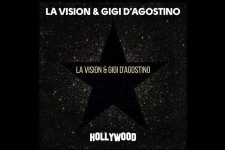 """O DJ ITALIANO GIGI D'AGOSTINO APRESENTA SEU NOVO SINGLE, """"HOLLYWOOD"""", EM TODOS OS APLICATIVOS DE MÚSICA"""