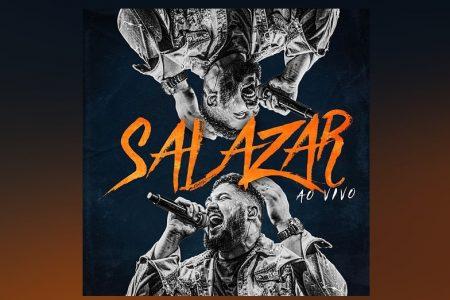 """UMCG: O CANTOR ISRAEL SALAZAR LANÇA O EP """"SALAZAR AO VIVO"""", JUNTAMENTE COM O CLIPE DE """"NO MEIO DOS LOUVORES"""""""