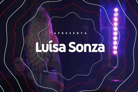 """LUÍSA SONZA APRESENTA O VÍDEO DE """"ELIANE"""", GRAVADO DURANTE SUA APRESENTAÇÃO NO YOUTUBE MUSIC NIGHT"""