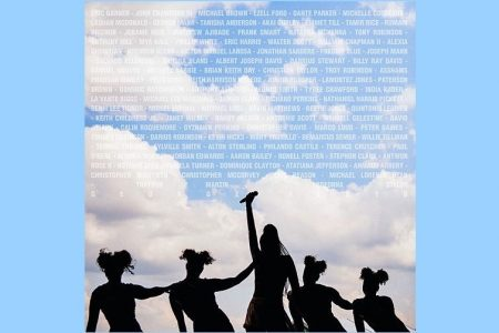 """INSPIRADA PELO MOVIMENTO #BLACKLIVESMATTER, AMBER MARK APRESENTA SUA RELEITURA PARA A MÚSICA """"MY PEOPLE"""""""
