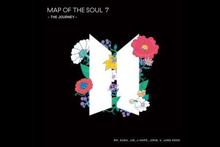 """O FENÔMENO GLOBAL BTS ACABA DE LANÇAR """"MAP OF THE SOUL 7 ~ THE JOURNEY ~"""", QUARTO ÁLBUM EM JAPONÊS DO GRUPO SUL-COREANO"""