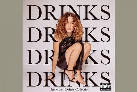 """A CANTORA CYN APRESENTA SEU NOVO EP, """"THE MIXED DRINK COLLECTION"""""""