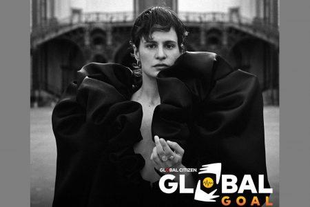 """CHRISTINE AND THE QUEENS PARTICIPA, NESTE SÁBADO, DO FESTIVAL """"GLOBAL GOAL: UNITE FOR OUR FUTURE — THE CONCERT"""""""