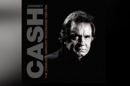 """JÁ ESTÁ DISPONÍVEL A COLEÇÃO COMPLETA DE ÁLBUNS DE JOHNNY CASH, """"THE COMPLETE ALBUMS (1986-1991)"""""""