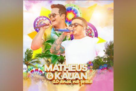 """A DUPLA MATHEUS & KAUAN APRESENTA O VÍDEO DE """"MUNDO PARALELO"""""""