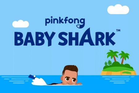 """A PINKFONG CONTA COM A PARTICIPAÇÃO DO ASTRO LUIS FONSI NO LANÇAMENTO DA CANÇÃO """"BABY SHARK"""""""