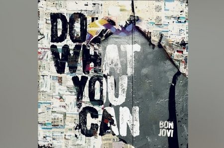 "BON JOVI ACABA DE APRESENTAR O NOVO SINGLE, ""DO WHAT YOU CAN"", JUNTO DO ANÚNCIO DA DATA DO LANÇAMENTO DO ÁLBUM ""2020"""