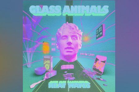 """GLASS ANIMALS LANÇA O EP """"HEAT WAVES EXPANSION PACK"""" EM TODOS OS APLICATIVOS DE MÚSICA"""