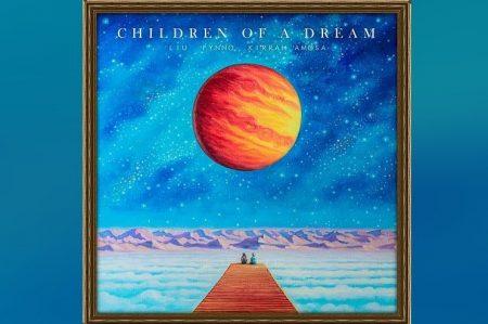 """CONHEÇA """"CHILDREN OF A DREAM"""", NOVA CANÇÃO COLABORATIVA DE LIU, PYNNO E KIRRAH AMOSA"""
