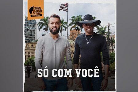 """OS SERTANEJOS LUCAS REIS E THÁCIO LANÇAM A CANÇÃO E O VIDEOCLIPE DE """"SÓ COM VOCÊ"""""""