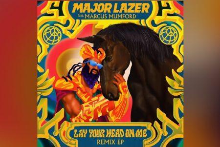 """JÁ ESTÁ DISPONÍVEL O EP DE REMIXES DO HIT """"LAY YOUR HEAD ON ME"""", DO MAJOR LAZER"""