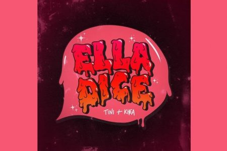 """TINI CONVIDA O CANTOR ARGENTINO KHEA PARA O LANÇAMENTO DE """"ELLA DICE"""""""