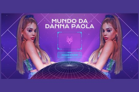 SEJA BEM-VINDO AO MUNDO DE DANNA PAOLA!