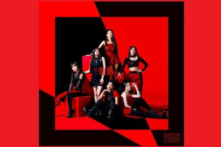 "O GRUPO DE K-POP (G)I-DLE APRESENTA O EP ""OH MY GOD"""