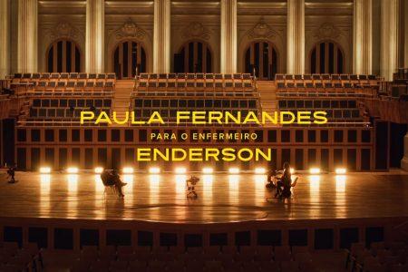 SHOW INÉDITO DE PAULA FERNANDES EM HOMENAGEM AO ENFERMEIRO ENDERSON VAI AO AR SÁBADO (1/AGO)