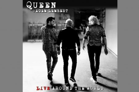 "ASSISTA AO VÍDEO DE ""THE SHOW MUST GO ON"", UMA DAS PERFORMANCES DE QUEEN + ADAM LAMBERT"