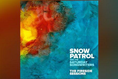 """SNOW PATROL APRESENTA O EP """"THE FIRESIDE SESSION"""" EM TODOS OS APLICATIVOS DE MÚSICA"""