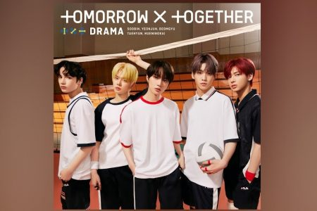 "O GRUPO DE K-POP TOMORROW X TOGETHER APRESENTA A VERSÃO JAPONESA DO EP ""DRAMA"". CONHEÇA O SINGLE ""EVERLASTING SHINE"""