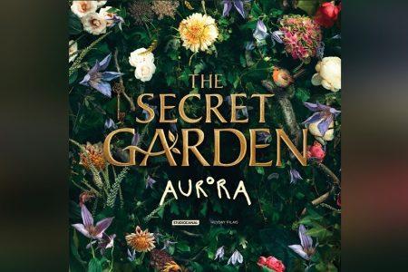 """A CANTORA AURORA DISPONIBILIZA SEU NOVO SINGLE, """"THE SECRET GARDEN"""", EM TODOS OS APLICATIVOS DE MÚSICA"""