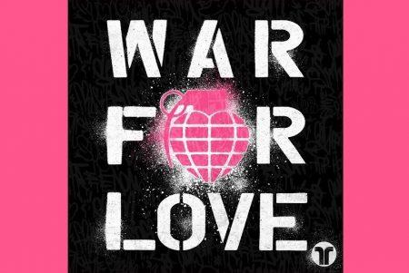 """O ARTISTA MUSICAL KANDY CONTA COM BRIGHT LIGHTS E KALEENA ZANDERS NO LANÇAMENTO DA MÚSICA """"WAR FOR LOVE"""""""