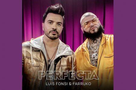 """LUIS FONSI ACABA DE APRESENTAR """"PERFECTA"""", SUA AGUARDADA COLABORAÇÃO COM FARRUKO"""
