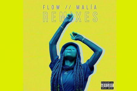 """MALÍA LANÇA O EP DE REMIXES DE """"FLOW"""""""